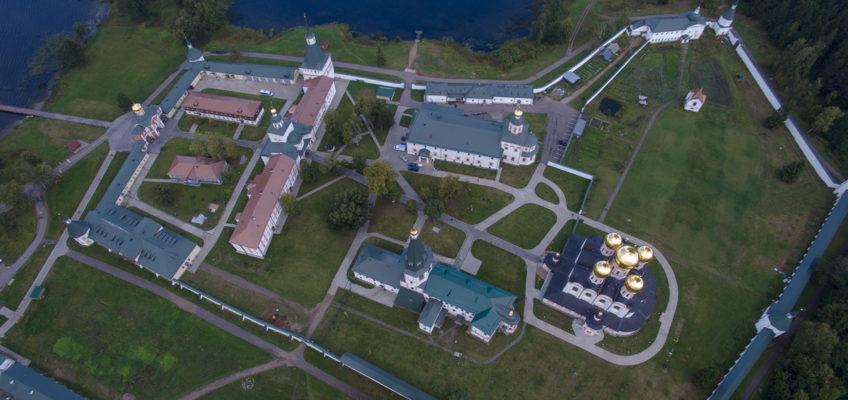 План Валдайского Иверского Святоозерского Богородицкого мужского монастыря