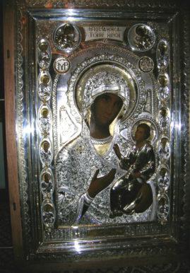 Иверская икона