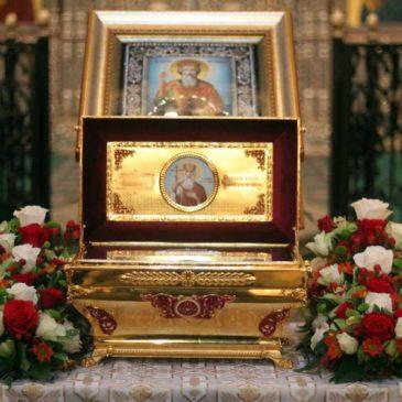В 24-ю неделю по Пятидесятнице Митрополит Лев совершил Божественную литургию в Иверском монастыре