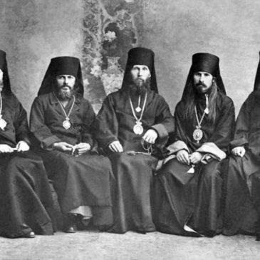 Список настоятелей Валдайского Свято-Озерского Иверского Богородичного монастыря