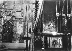 Иверская икона. Фото до 1917 г.