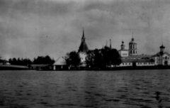 Вид с северо-запада. Фото до 1917 г.