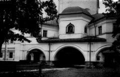 Апсиды ц. Михаила Архангела. Фото до 1917 г.