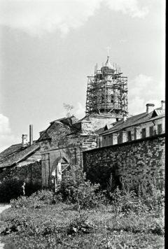 Северные ворота. Фото 1972 г.