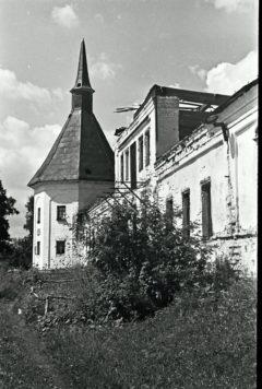 Странноприимный корпус. Фото 1972 г.
