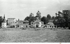 Вид с запада. Фото 1972 г.