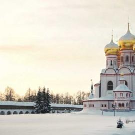 В праздник прп. Серафима Саровского митрополит Лев совершил Литургию в Иверском соборе