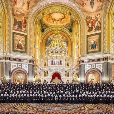 Митрополит Лев принял участие в работе Освященного Архиерейского Собора Русской Православной Церкви