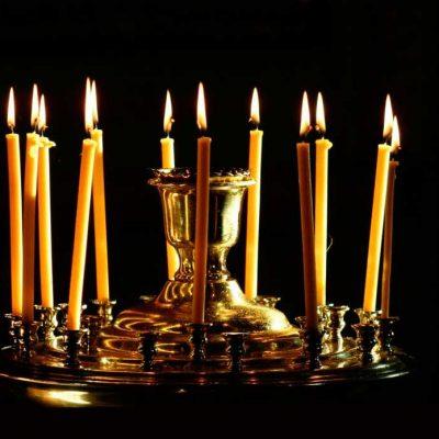 Расписание проведения Таинства Соборования в храмах Великого Новгорода и монастырях Епархии