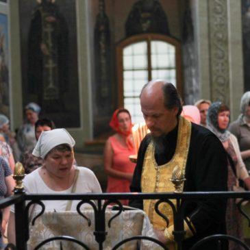 Неделя 1-я по Пятидесятнице, Всех святых