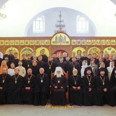 Новгородское духовное училище объявляет набор учащихся на 2016-17 год