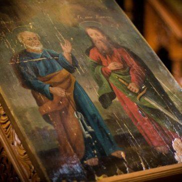 Митрополит Лев совершил всенощное бдение в Иверском монастыре
