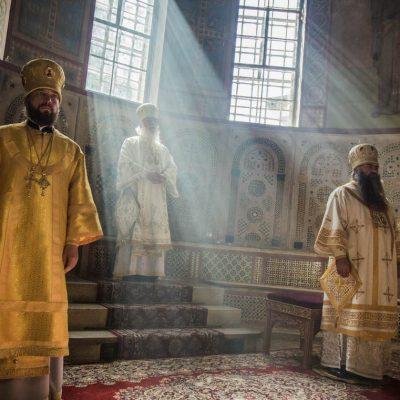 Делегация Нижегородской митрополии посетила Новгородскую землю