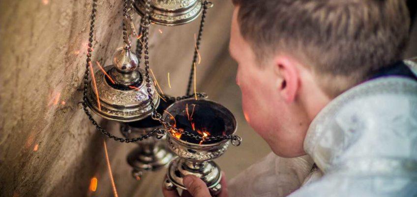Митрополит Лев и епископ Ефрем совершили Божественную литургию в селе Мошенское