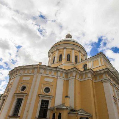 Архиереи Новгородской митрополии молитвенно почтили память митрополита Никодима (Ротова) в Санкт-Петербурге