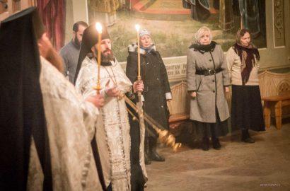 Престольный праздник Архангела Михаила