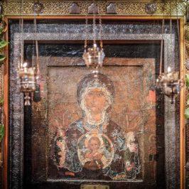 Праздник иконы Божьей Матери «Знамение» в Великом Новгороде
