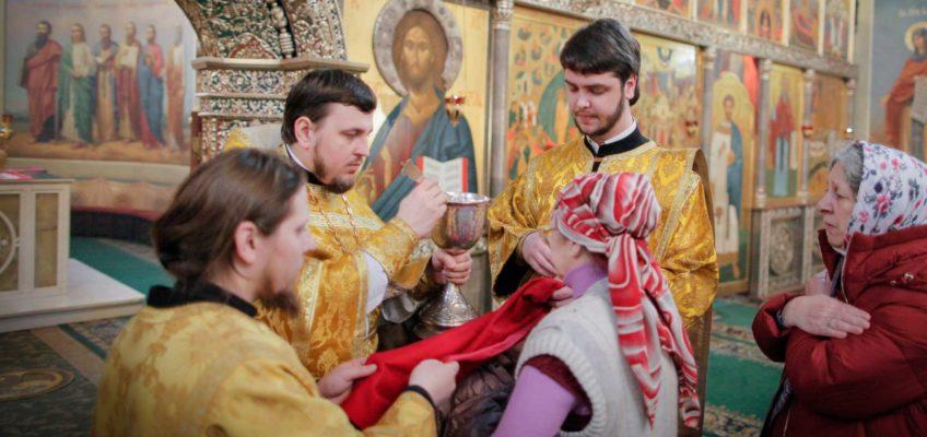 В первый день Нового года митрополит Лев совершил Божественную литургию в Иверском монастыре