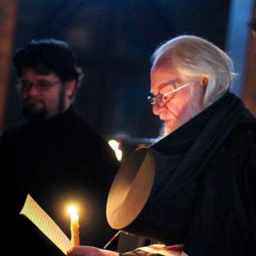26 февраля в храмах Новгородской епархии будет совершен чин прощения