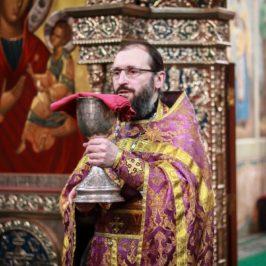 Великий Четверток — установление Таинства Святого Причащения