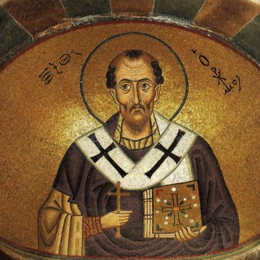 Огласительное слово святителя Иоанна Златоуста на Пасху