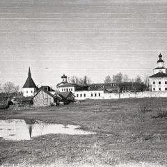 Фотографии монастыря 1967 года