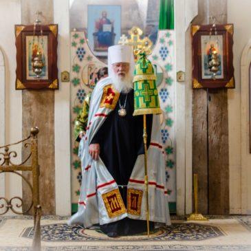 В Михаило-Клопском монастыре отметили престольный праздник