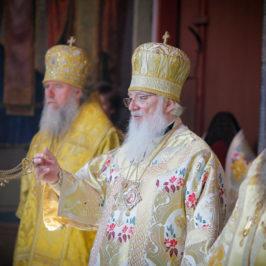 Нижегородские паломники посетили Иверский монастырь