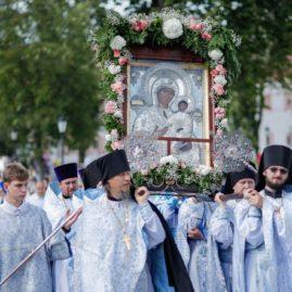 10 августа — праздник Иверской иконы 2017