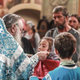 Воскресное богослужение в неделю 13-ю по Пятидесятнице