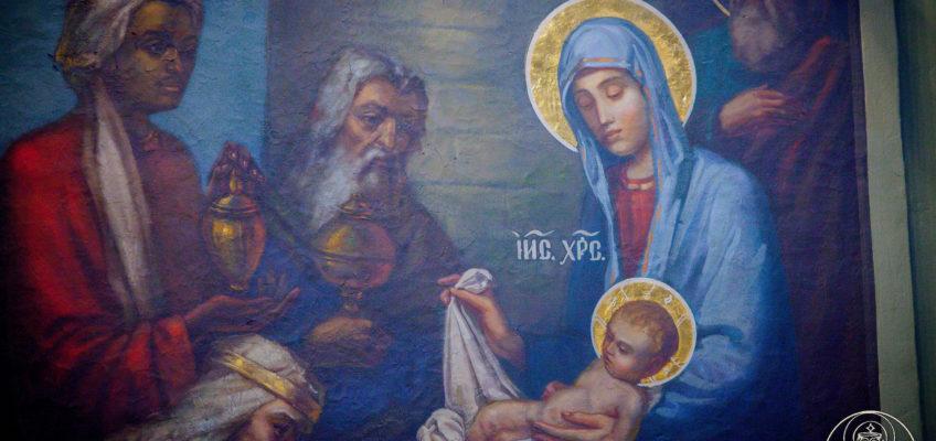 Архиереи и духовенство митрополии совершили общее Рождественское богослужение