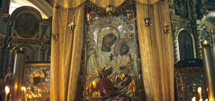 25 февраля — день Иверской иконы Божией Матери