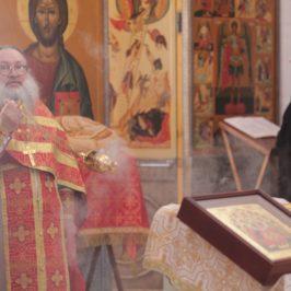 Пасхальная Литургия в храме святителя Филиппа