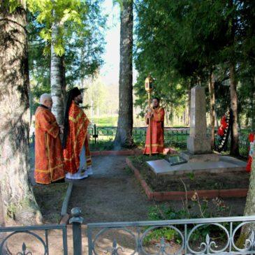9 мая — День Победы. Церковь совершает молитву о воинах, погибших в годы Великой Отечественной войны