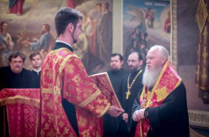 Митрополит Курганский и Белозерский Иосиф посетил Иверский монастырь