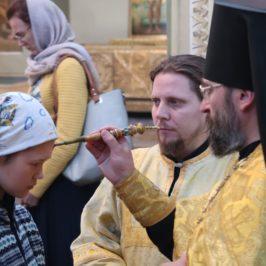 Неделя всех святых в земле Новгородской просиявших
